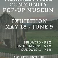 McKinleyville Community Pop-up Museum