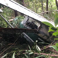 Pilot Walks Away from Garberville Plane Crash