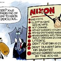 Comparisons to Nixon