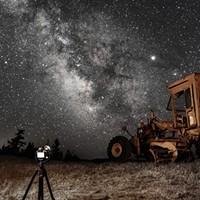 North Coast Night Lights: Metal Beast and Stardust Skies