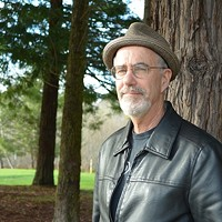 Eureka's Poet Laureate David Holper