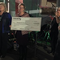 Vocality Gives Big to SoHum Nonprofits