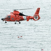 Not to Worry: Training Exercises will be Putting More Coasties in the Air