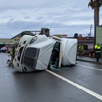 UPDATE: Extrication Needed After Traffic Collision in Eureka; Broadway Closed