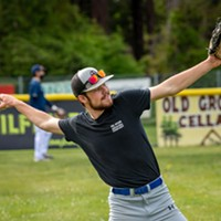 Batter Up! A Youth Team Holds Tryouts During the COVID Crisis