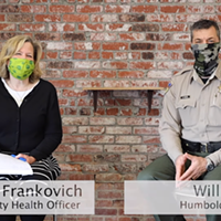 Public Health Officer and Humboldt County Sheriff Talk Humboldt County Reopening Process (VIDEO)