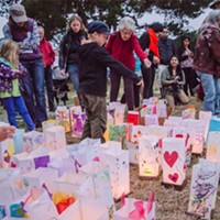 38th Annual Arcata Lantern Floating Ceremony is Going Virtual This Year