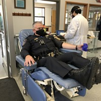 EPD Takes Battle of the Badges Blood Drive Title