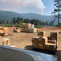Red Salmon Complex Continues to Grow