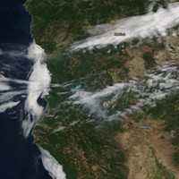 Air Quality Advisory Adds Unhealthy Conditions for Weitchpec; Red Salmon Complex Fire Update