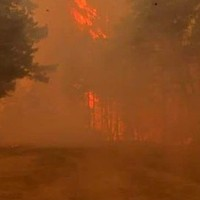 Firefighters Still Holding August Complex Fires out of Humboldt