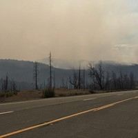 State Route 36 Closed Due to Fire