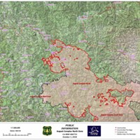 August Complex Efforts Hindered by People Staying in Evacuation Zones