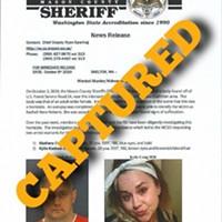 UPDATE: Washington Murder Suspects Arrested in Humboldt