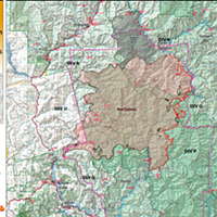 Red Salmon Complex: 'Critical Fire Conditions' Ahead