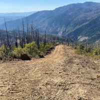 August Complex: Perimeter Mostly Contained, Fire Weather Watch Tonight
