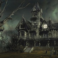 NCJ Archives: The Haunting of Carson Mansion