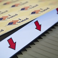 Elections Office: A Quarter of HumCo's Registered Voters Have Already Cast Ballots
