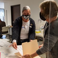Third Return: Ballot Tallies Continue to Trickle In
