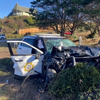 EPD Officer Flown Out of Area for Treatment After Crash