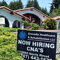 Large COVID-19 Outbreak at Granada Rehab and Wellness Facility