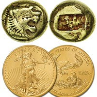 Charon's Obol and Other Coins