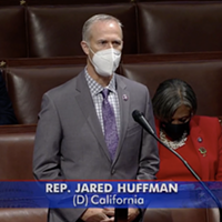 Huffman on Impeachment: 'History is Watching and Saving the Receipts'
