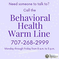 DHHS's Behavioral Health Warm Line is There to Listen