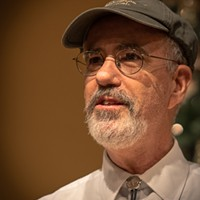 A Pandemic Poetry Reading with Laureate David Holper