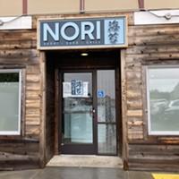Hot Plates Coming Through at Nori