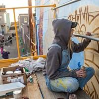 Eureka Street Art Festival Goes Large(r)