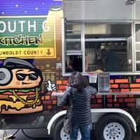 South G Kitchen's Gastropub Fare on Wheels