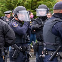 Lawsuit Alleges Eureka Police Used Excessive Force During George Floyd Protest