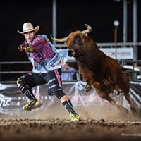 Rodeo Thrills this Weekend in Fortuna