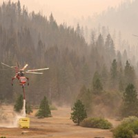 Fire Updates: Highways Remain Closed, Air Quality Improved
