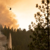 Fire Updates: Monument Fire Continues to Spread