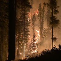 Fire Updates: Windy, Dry Conditions Prompt Fire Growth