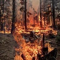 Fire Updates: Weather Aids Suppression Efforts