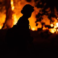 Knob Fire Update: Evacuation Orders Downgraded, 299 Reopen Tonight