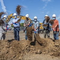 Open Door Breaks Ground on New Arcata Health Center