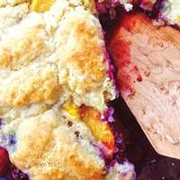 Got Fruit? Make Cobbler