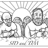 Sid and Tim