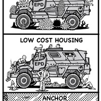 Possible Options for Eureka Emergency Response Vehicle