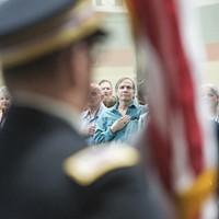 Korean War Veterans Honored at Weekend Ceremony