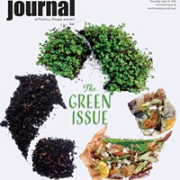 TL;DR: Five Themes to Up-cycle from the Green Issue