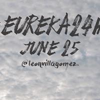 #Eureka24hr