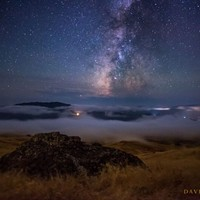 A Ballet of the Fog and the Stars (Video)