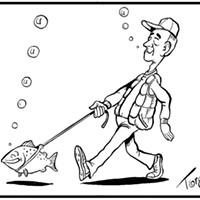 Fish Walking