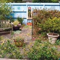Greening the Garden