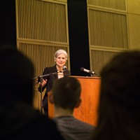 The Political Climate With Jill Stein at HSU